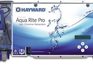 Hayward saltklorinator Aqua Rite Pro Low salt